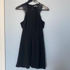 BNWT Urban Outfitters Kimchi Blue black chic dress